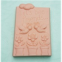 Craft Art Silicone Soap mold Craft Molds DIY