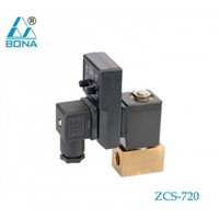 ZCS-720 solenoid valve for water supply and drainage autodrain solenoid valve