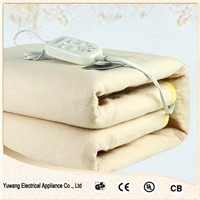 king size high quality heated electric blanket