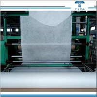 Water Soluble PVA Non Woven Fabric,for embroidery backing interlining