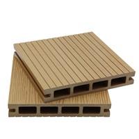 Wood plastic composite decking waterproof wooden flooring