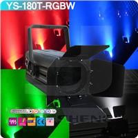YS-180V-RGBW LED STUDIO LIGHTING (Tv panel Fresnel Profile Spots) for TV STUDIO