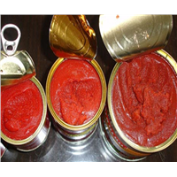 brix 28-30% CB canned tomato paste