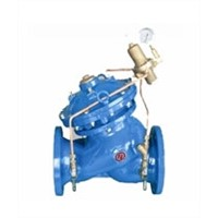 730X Diaphragm safety relief / holding pressure valve