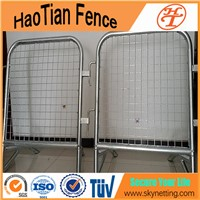 New Type Removable Hot-dipped Galvanzied Crowd Control Barrier