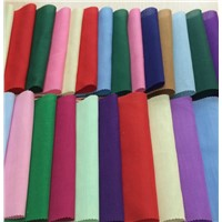 Poplin Bleached and Dyed 65%Polyester35%Cotton Fabric Pocketing Fabric