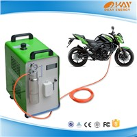 new technology machine CCS200 engine decarbonizing machine for scooters motorbikes
