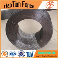 0.5-6.0mm Black Annealed Iron Wire for Binding Wire Woven Wire Mesh Direct Factory