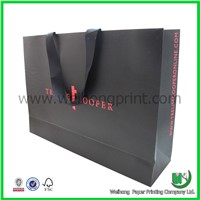 luxury paper shopping bag, fancy gift bag