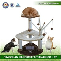 QQPET zooshop cat trees for cat furniture zoo pet products cat furniture