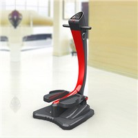 Revolutionary Passive Fitness Aerobic Active I-Tune Stepper, with Music Function