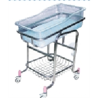 hospital baby cart\baby bed\clinic baby bed for medical care