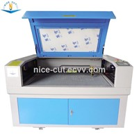 NC-C1390 100w mdf plywood co2 laser cutting machine