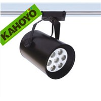 led track light brightness track light led/7w led track spot light / led track light