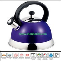Best stainless steel whistling kettle WK534
