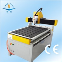 Small CNC Router for Woodworking (NC-6090)