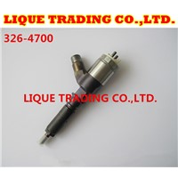 Original and New CAT CR Injector 326-4700/3264700/32F61-00062 for CAT 320D Excavator D18M01Y13P4752