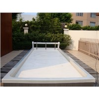automatic shutter roller  pool cover  PVC