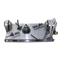 """360"""" Reversal Machine Used for Car Wheel Processing Chuck"""