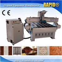 CE certificate cnc router machine 1325 for wood cutting engraving