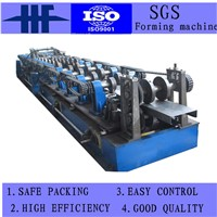 High Speed C Channel Roll Forming Machinery