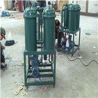 TLA-50 light fuel oil purifier plant,diesel oil filter machine