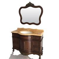 2015 New Design Wooden Bathroom Vanity Cabinet