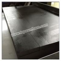 Black XLPE Foam on Acoustical Marine