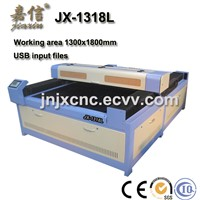 JX-1318L  JIAXIN Cardboard cutting Co2 laser cutting machine