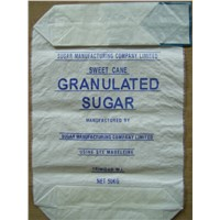 PP woven bags for Sugar, PP valve bags