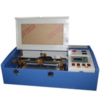 rubber stamp making machine/rubber stamp laser engraving cutting machine 40W FL-k40D