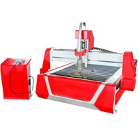 FL-1212 automatic wood carving CNC router with CE/FDA certificates