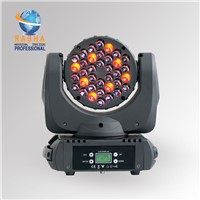 NEW 36*3W Cree RGBW 4IN1 LED Beam Moving Head Light,Moving Head Wash Light