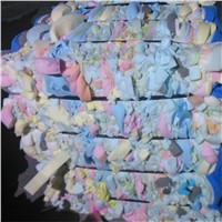 High quality pu foam scraps