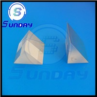 Optical glass right angle prisms.bk7/k9,sapphire,znse,caf2.fused silica