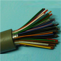 Urban Used Telephone Communication Cable