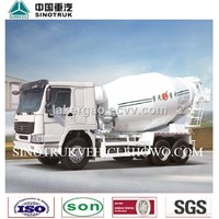 2015 8m3 Concrete mixer truck made in China