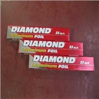 Dimoand brand aluminium foil