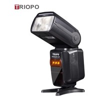 TRIOPO TR-870 camera flash light ,speedlite with li battery ,flash gun