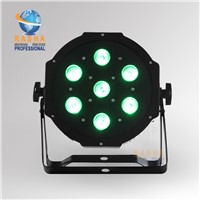HOT American DJ Par Light-7pcs*8W Mega Profile Quad 4IN1 LED Par Light