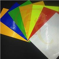 Honeycomb Reflective Vinyl For Inkjet Printing Solvent