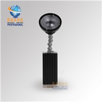 CE Approved 10W Battery Powered LED Pinspot Light With IR Remote Control For Wedding DJ Event Party