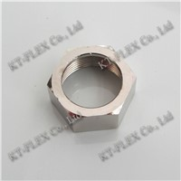 NPT thread lock nut stainless steel locknut