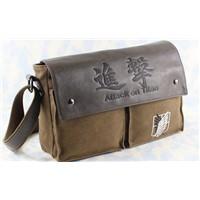 New leather handbags men messenger canvas solid vintage bag for zipper travel bags handbag casual