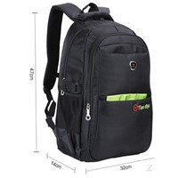 Unique High Quality Waterproof Nylon Laptop Backpack Men Women Computer Notebook Bag Laptop Bag