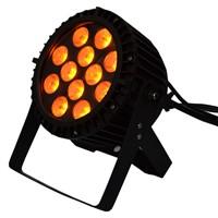 Waterproof Outdoor IP65 Slim LED PAR Light 12x12W 5in1 RGBWA LED DMX512 ( DashPAR 12F IP)