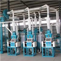15T maize flour milling machine for sale