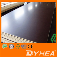 china 12mm 15mm 18mm phenolic/melamine/UF glue film faced plywood