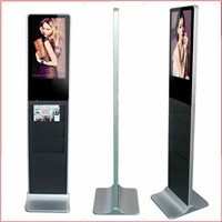 21.5 Inch Android 3G WiFi Floor Standing LCD Advertising Display