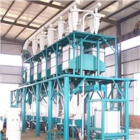 maize flour milling machine made in china